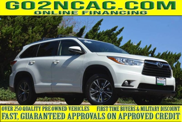 2016 Toyota Highlander in National City, CA