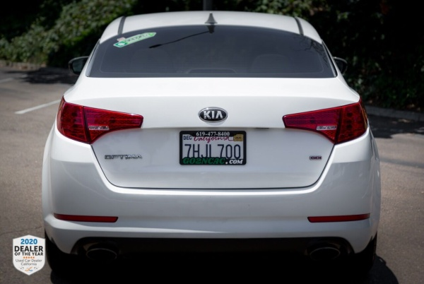 2013 Kia Optima in National City, CA