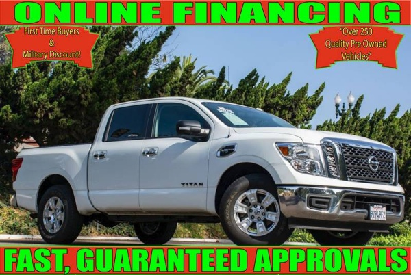 2017 Nissan Titan in National City, CA