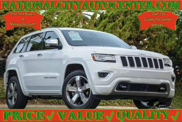 2014 Jeep Grand Cherokee in National City, CA