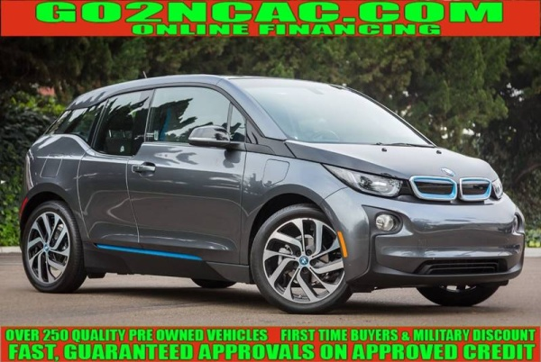 2017 BMW i3 in National City, CA