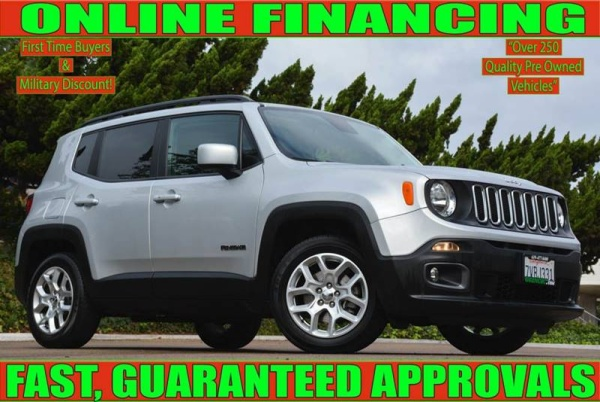 2016 Jeep Renegade in National City, CA