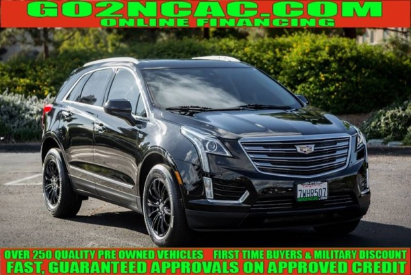 2017 Cadillac XT5 in National City, CA