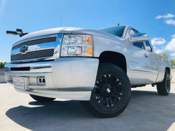 2010 Chevrolet Silverado 1500 in San Jose, CA