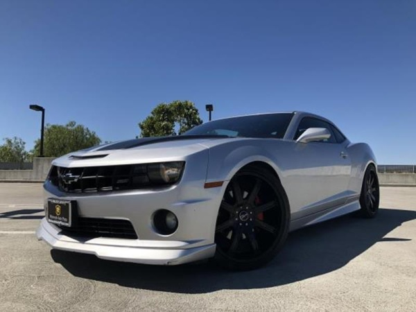 2010 Chevrolet Camaro 2dr Coupe 1SS