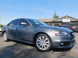 Audi San Jose >> Used Audi A4s For Sale In San Jose Ca Truecar