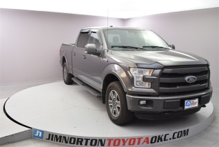 Ford F  Lariat Supercrew  Wd For Sale In Oklahoma City