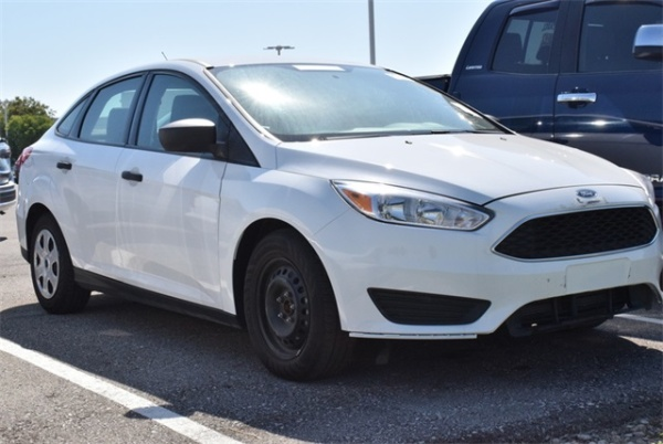 2018 Ford Focus in Oklahoma City, OK