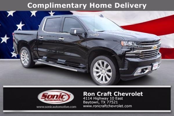 2020 Chevrolet Silverado 1500 in Baytown, TX