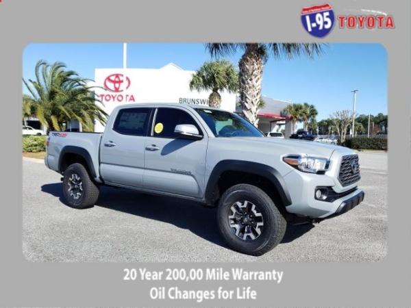 2020 Toyota Tacoma in Brunswick, GA