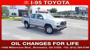 Used 2018 Toyota Tacoma SR5 Double Cab 5u0027 Bed I4 RWD Automatic For Sale In