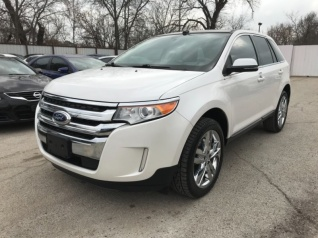Ford Edge Limited Fwd For Sale In Dallas Tx