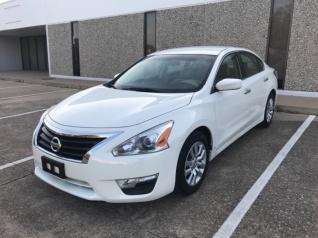 White Nissan Altima >> Used Nissan Altimas For Sale In Grand Prairie Tx Truecar