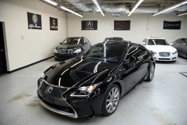2015 Lexus RC in Dallas, TX