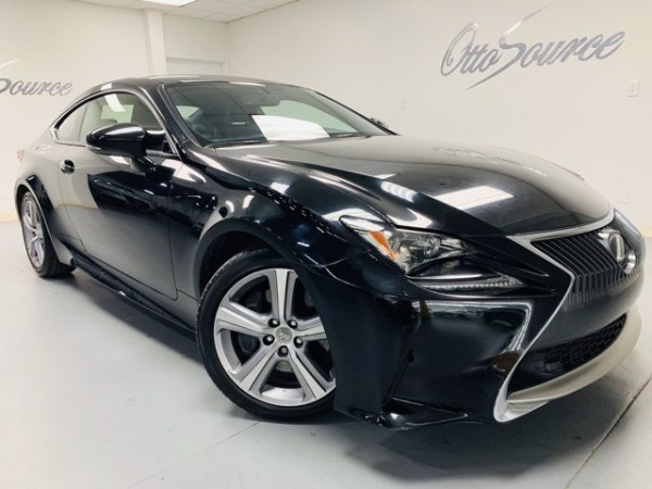 2016 Lexus RC in Dallas, TX