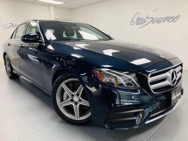 2017 Mercedes-Benz E-Class in Dallas, TX