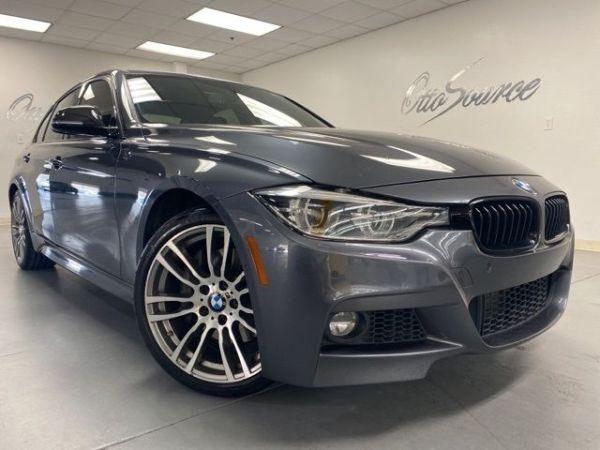 2016 BMW 3 Series in Dallas, TX