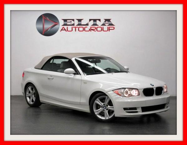 2008 BMW 1 Series 128i