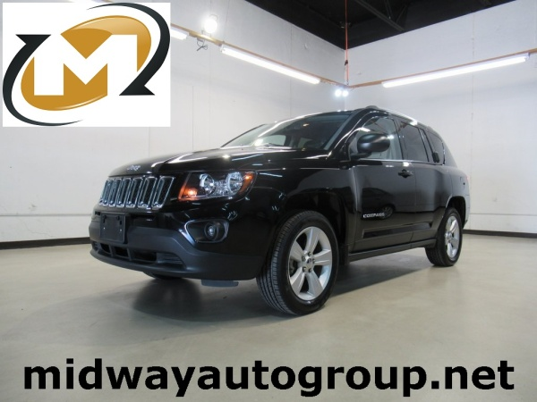 2016 Jeep Compass in Addison, TX