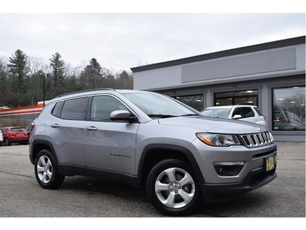 2018 Jeep Compass in Putnam, CT