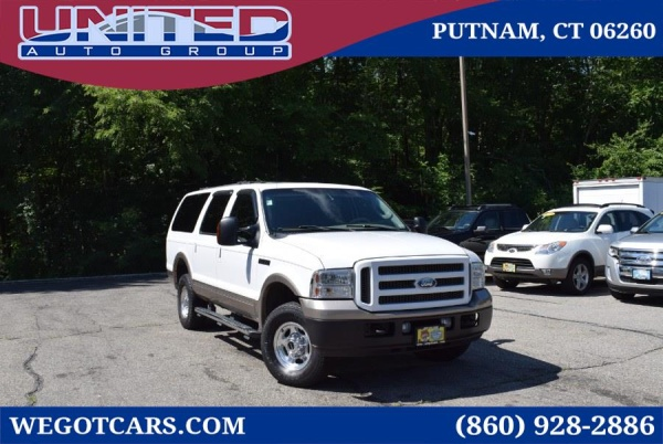2005 Ford Excursion in Putnam, CT