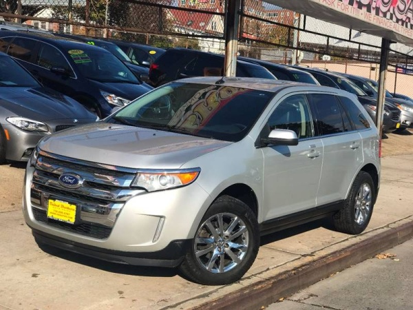 Ford Edge In Jamaica Ny