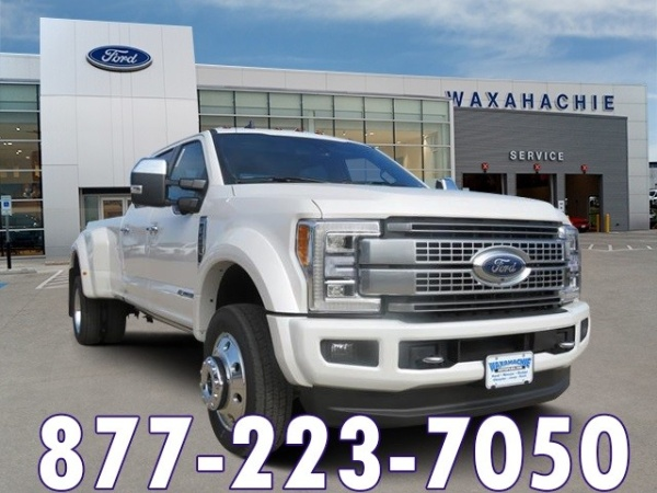 2019 Ford F-450 Platinum