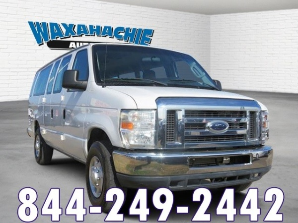 2012 Ford Econoline XLT
