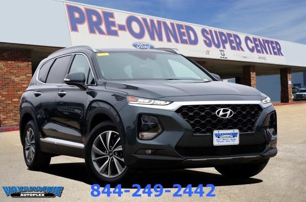 2019 Hyundai Santa Fe in Waxahachie, TX