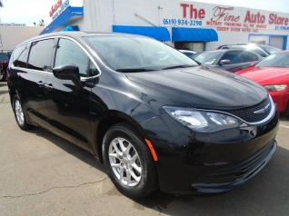 2017 Chrysler Pacifica Lx For In Imperial Beach Ca