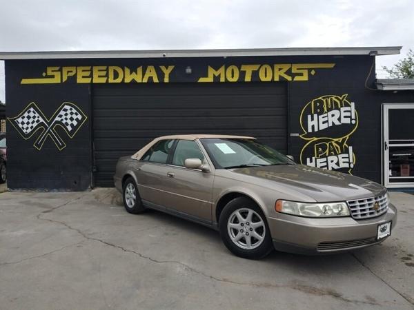 2000 Cadillac Seville in San Antonio, TX