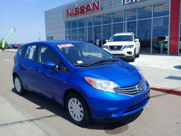 2016 Nissan Versa in Show Low, AZ