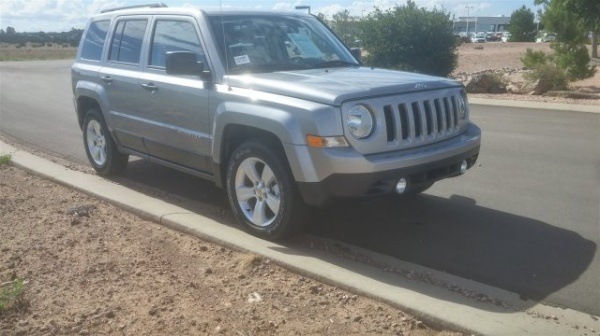 2016 Jeep Patriot in Show Low, AZ
