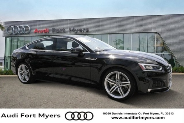 2019 Audi A5 in Fort Myers, FL