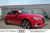 2017 Audi A3 Premium Sedan 2.0 TFSI FWD for Sale in Fort Myers, FL