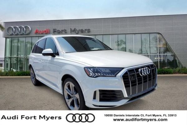 2020 Audi Q7 in Fort Myers, FL