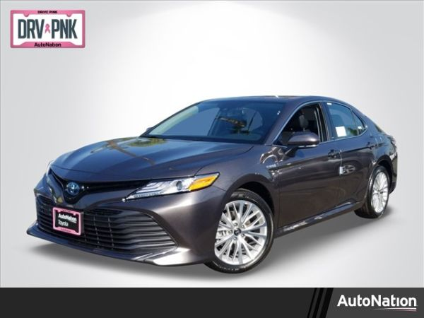 2020 Toyota Camry in Buena Park, CA