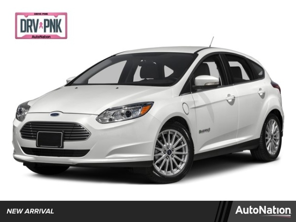 2015 Ford Focus Electric Electric