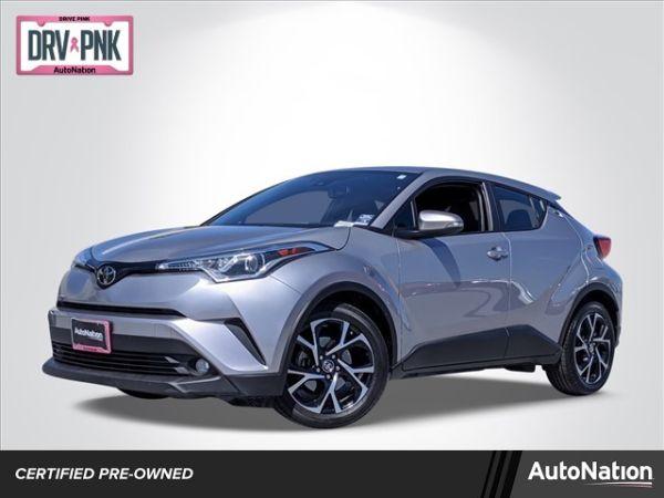 2018 Toyota C-HR in Buena Park, CA