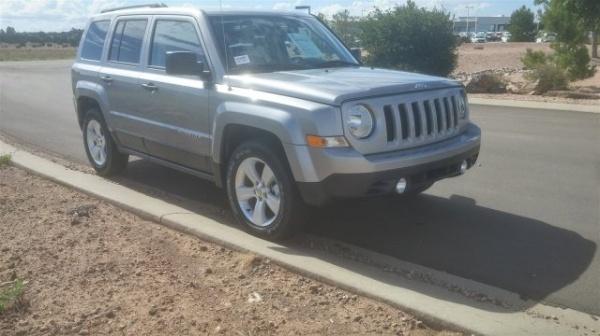 2016 Jeep Patriot in Show Low, AZ