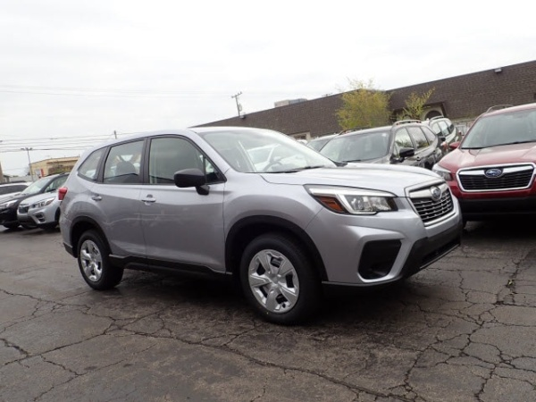 2020 Subaru Forester in Arlington Heights, IL