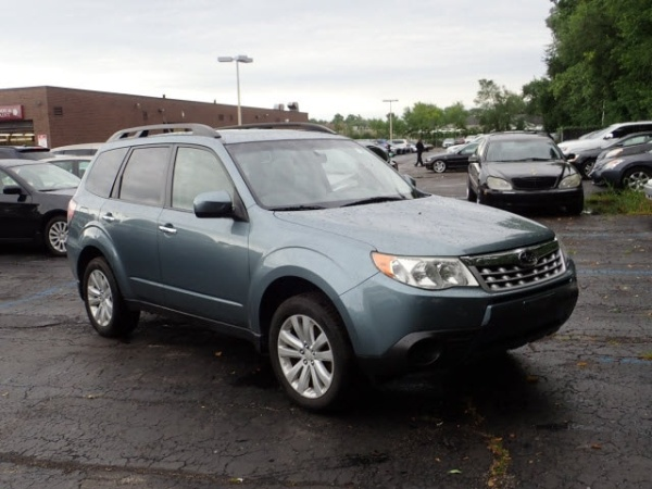 2012 Subaru Forester in Arlington Heights, IL