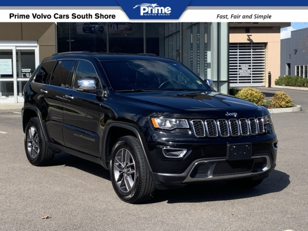 2017 Jeep Grand Cherokee in Rockland, MA