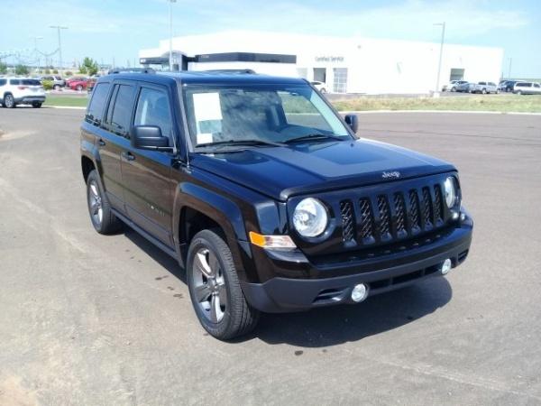 2016 Jeep Patriot in Holbrook, AZ