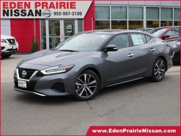 2019 Nissan Maxima in Eden Prairie, MN