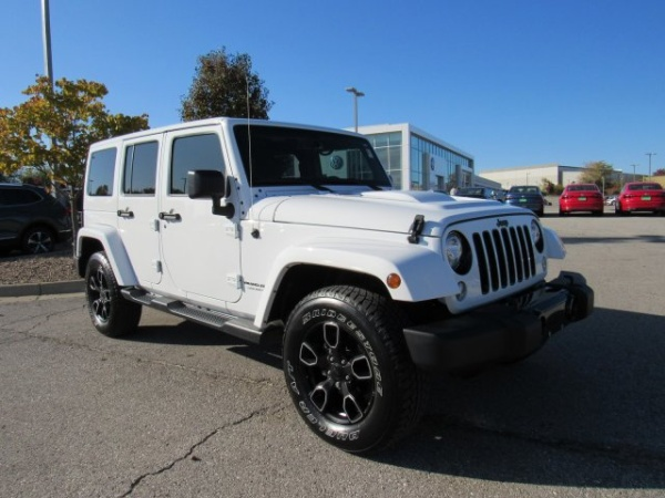 2018 Jeep Wrangler in Lee's Summit, MO