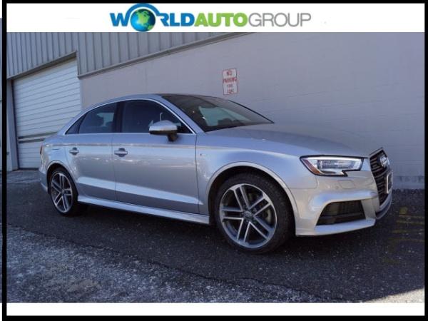 2018 Audi A3 Premium Plus
