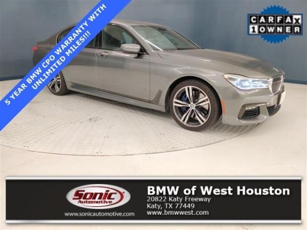 2017 BMW 7 Series in Katy, TX