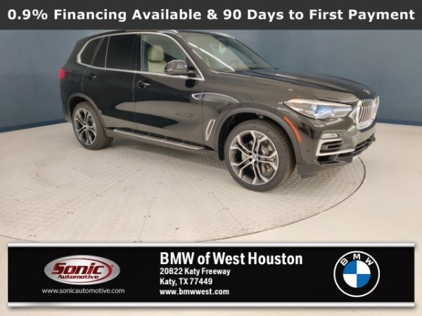 2020 BMW X5 in Katy, TX