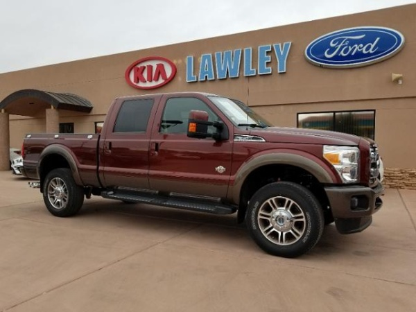 2016 Ford Super Duty F 350 King Ranch Crew Cab 156 4wd For